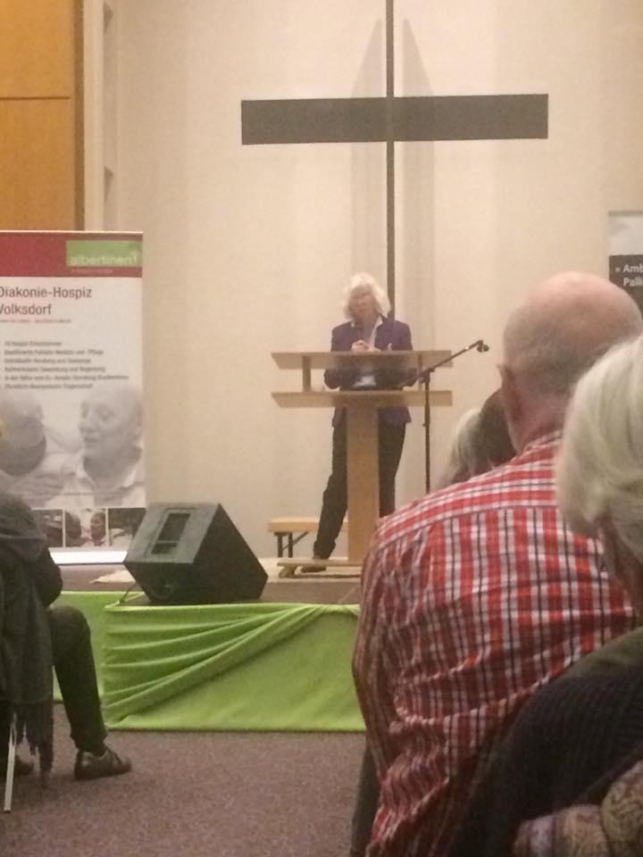 Prof Verena Kast Vortrag Quovadis