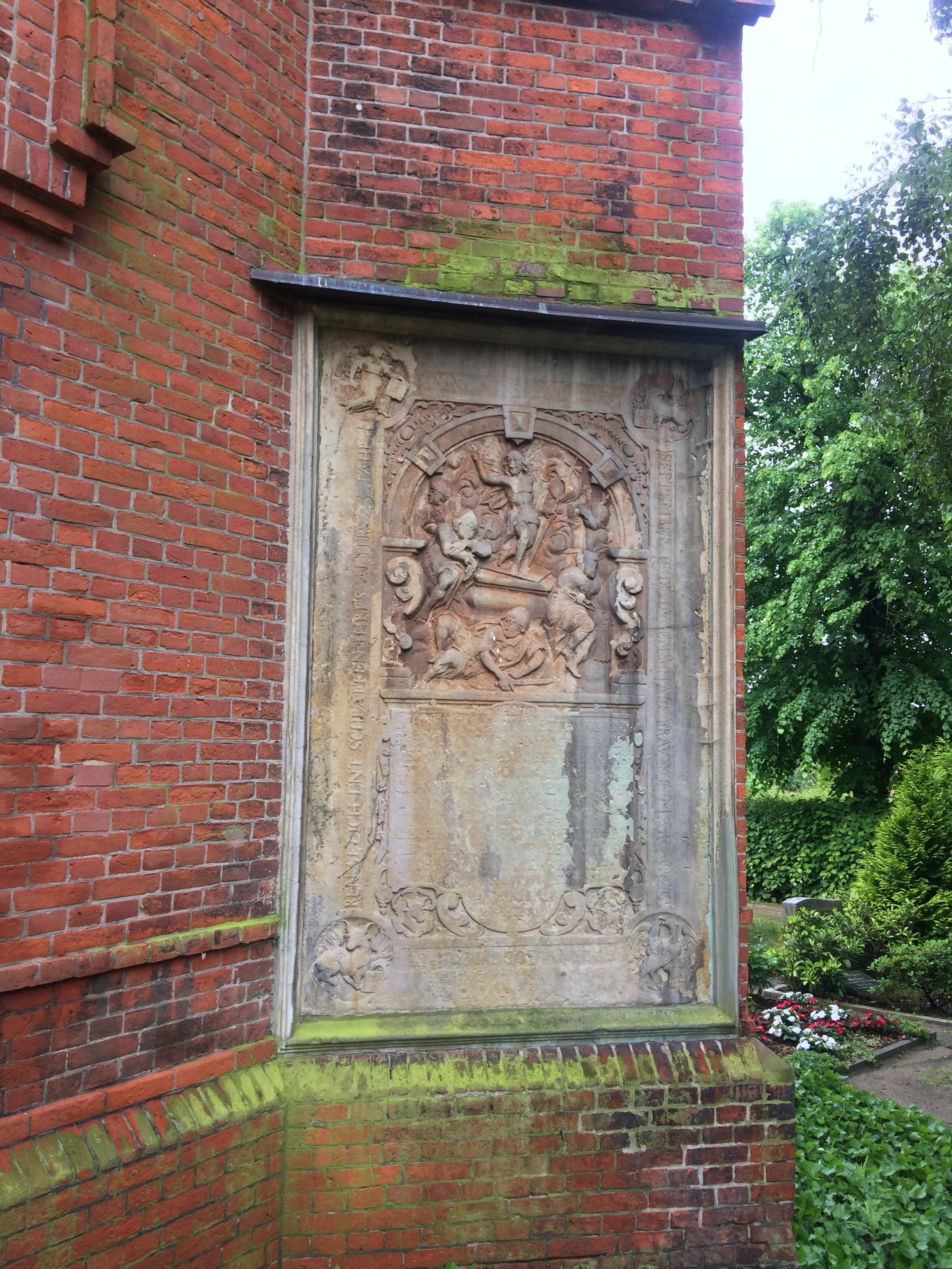 Friedhof Moorfleet
